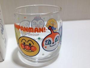 アンパンマンのコップ