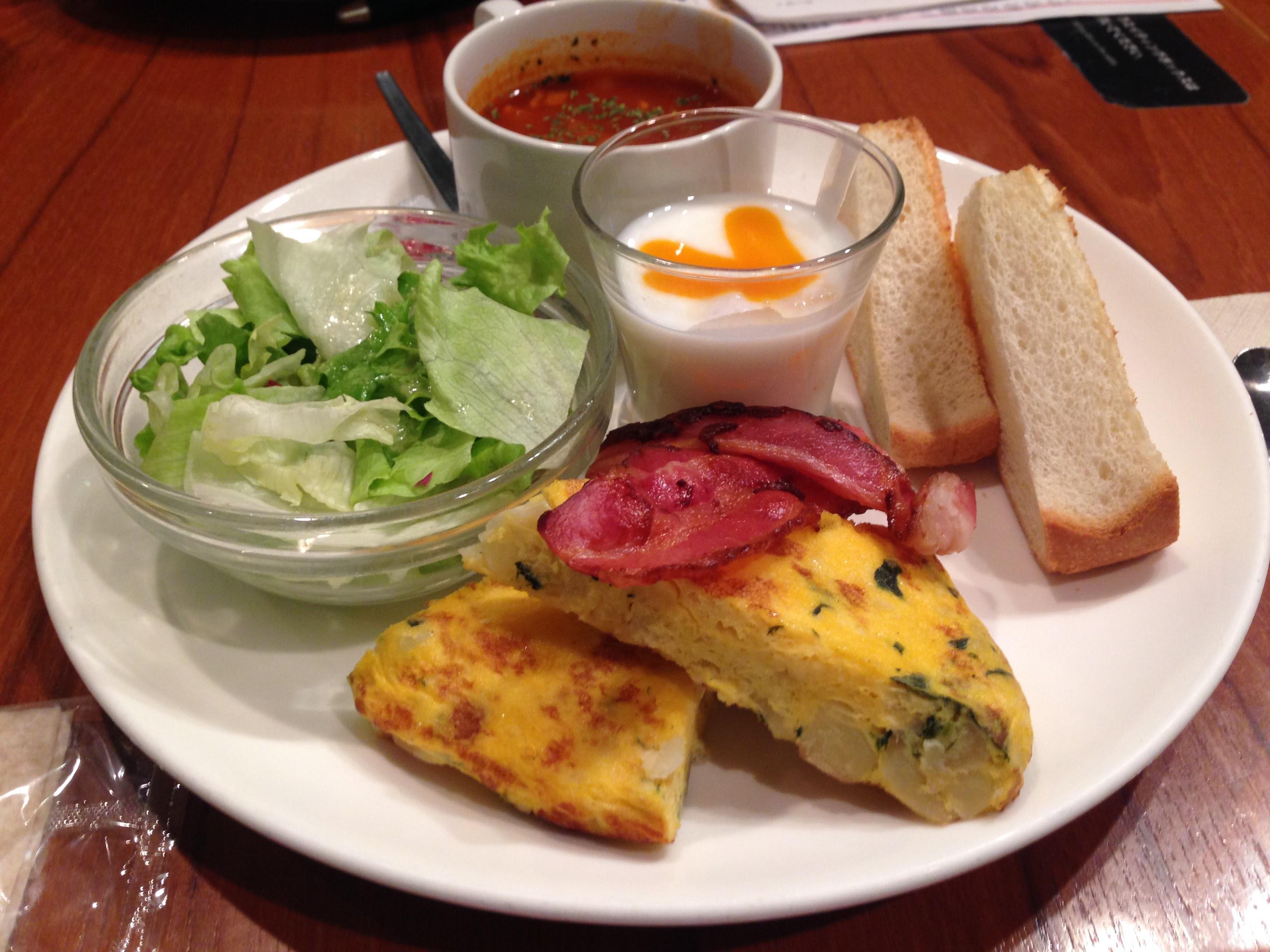 【BNI】ビジネス朝食会に参加してみた。たまに参加すると刺激になる!