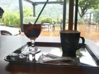 足湯カフェ・espo(エスポ)が景色が良くて雰囲気もいい