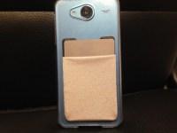 電子マネーが使えないスマホには「スマホに貼るカードケース」が便利!