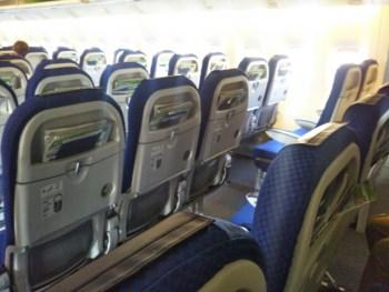 小さな子連れ飛行機で予約時に横並びの座席が取れなくても諦めない!直前で開放される座席もある