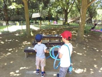 「こもれび森のイバライド」が楽しくて子連れにオススメ!都内から日帰りで一日遊べる