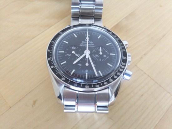オメガスピードマスター時計