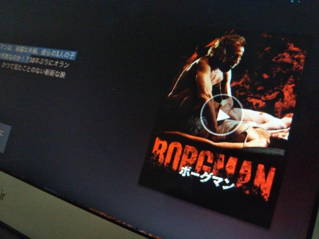 映画「ボーグマン」目的不明で消化不良だけど徐々に侵食される怖さ