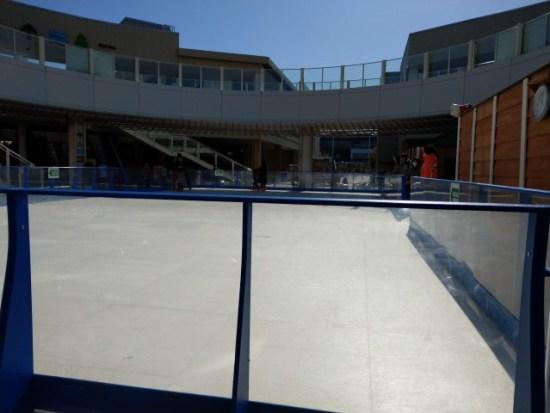スケート場の画像
