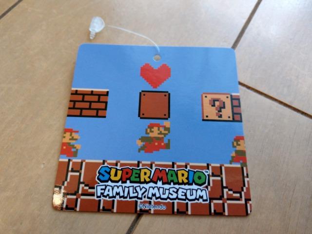 マリオ好きな子供のためにユニクロのスーパーマリオ ファミリーミュージアム購入