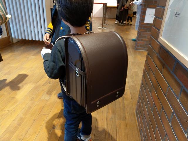 【2020年入学用】長男に続いて次男も同じ土屋鞄でランドセル購入。売り切れの心配なし
