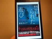 小説「禁じられた遊び」が怖い。狂気が本当に怖い。予想外の展開で一気読み