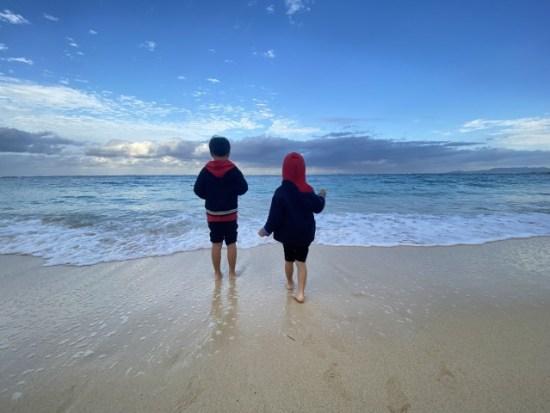 沖縄の子供たち