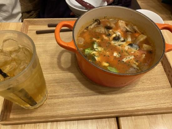 茶鍋カフェ 神楽坂 茶寮