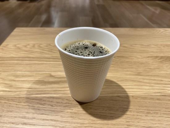 無印カフェインレスコーヒー自販機