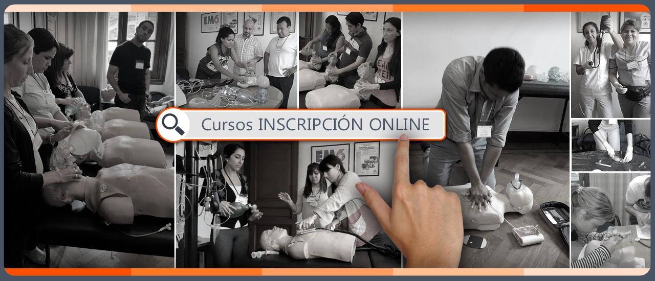 Inscripción Online a Cursos