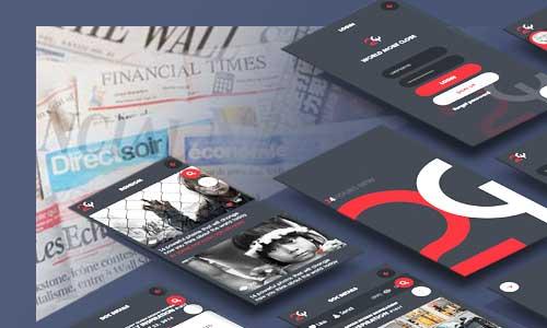 servicios de comunicación: gabinete de prensa on-line