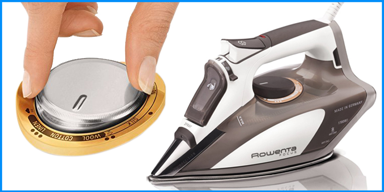 Rowenta is a perennial favorite when it comes to irons for sewing.