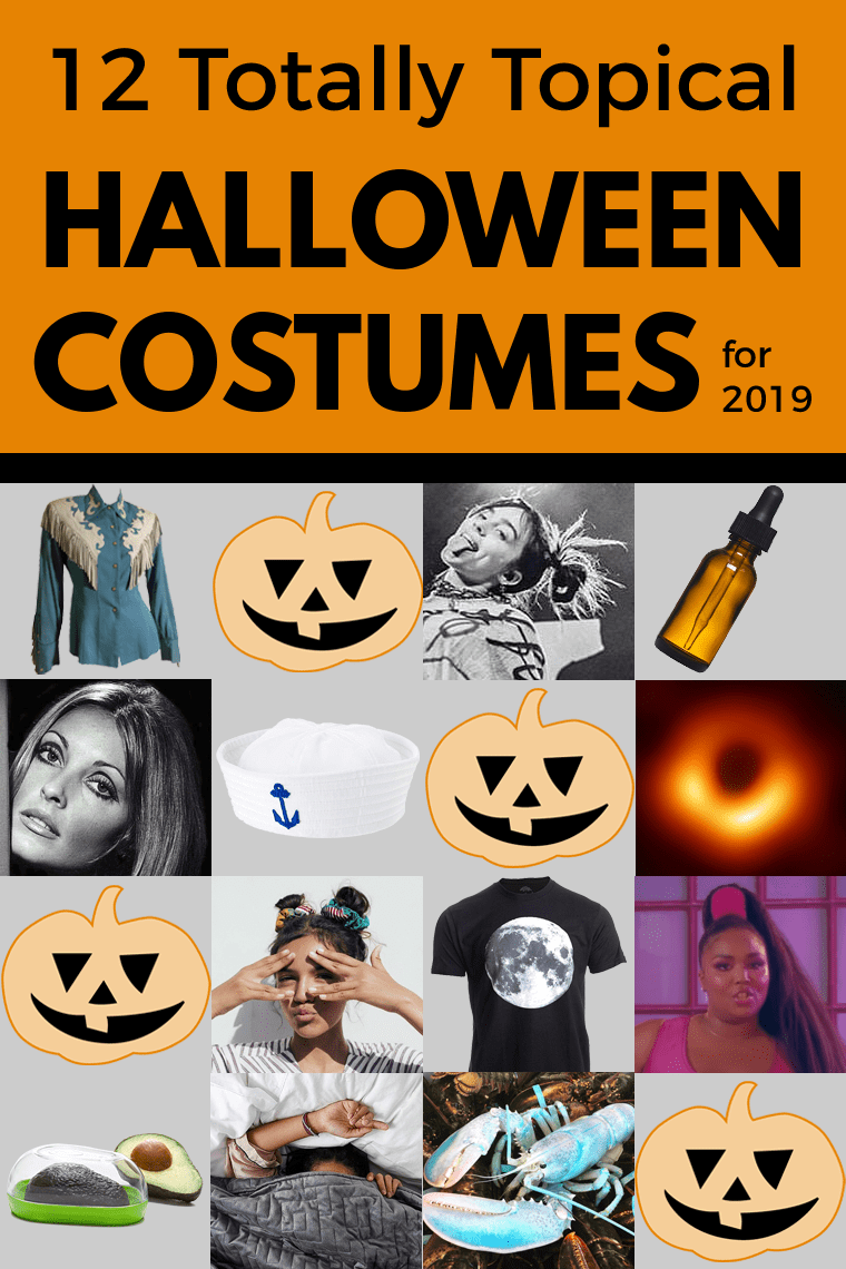 Hold on to your pumpkins! Here are 12 DIY Halloween costumes for 2019, chosen for sewists!