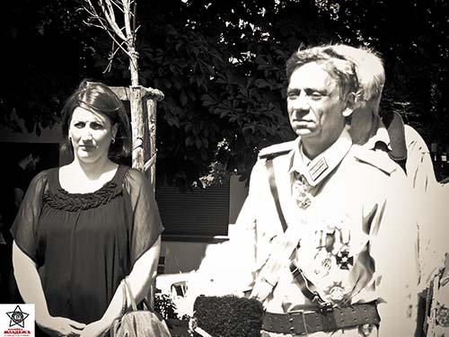 Елена Челебийска и Миломир Богданов