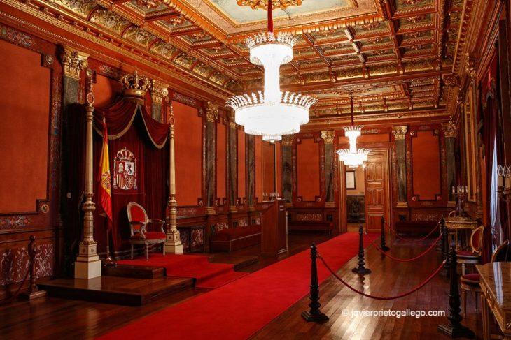 El palacio real de Valladolid | Siempre de paso