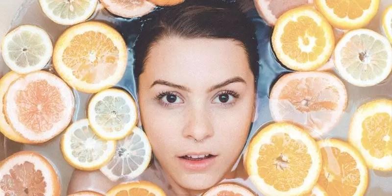 mascarillas de sábila con limón