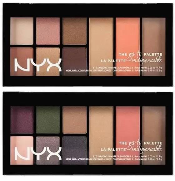 NYX Go to Palette