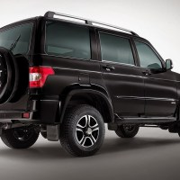 Car Review -UAZ Patriot 2017