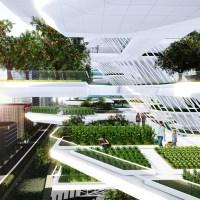 The Future of Agriculture - URBAN SKY-FARM