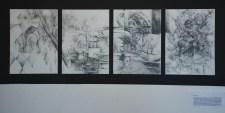 Noroz Ali, Siena Art Institute.