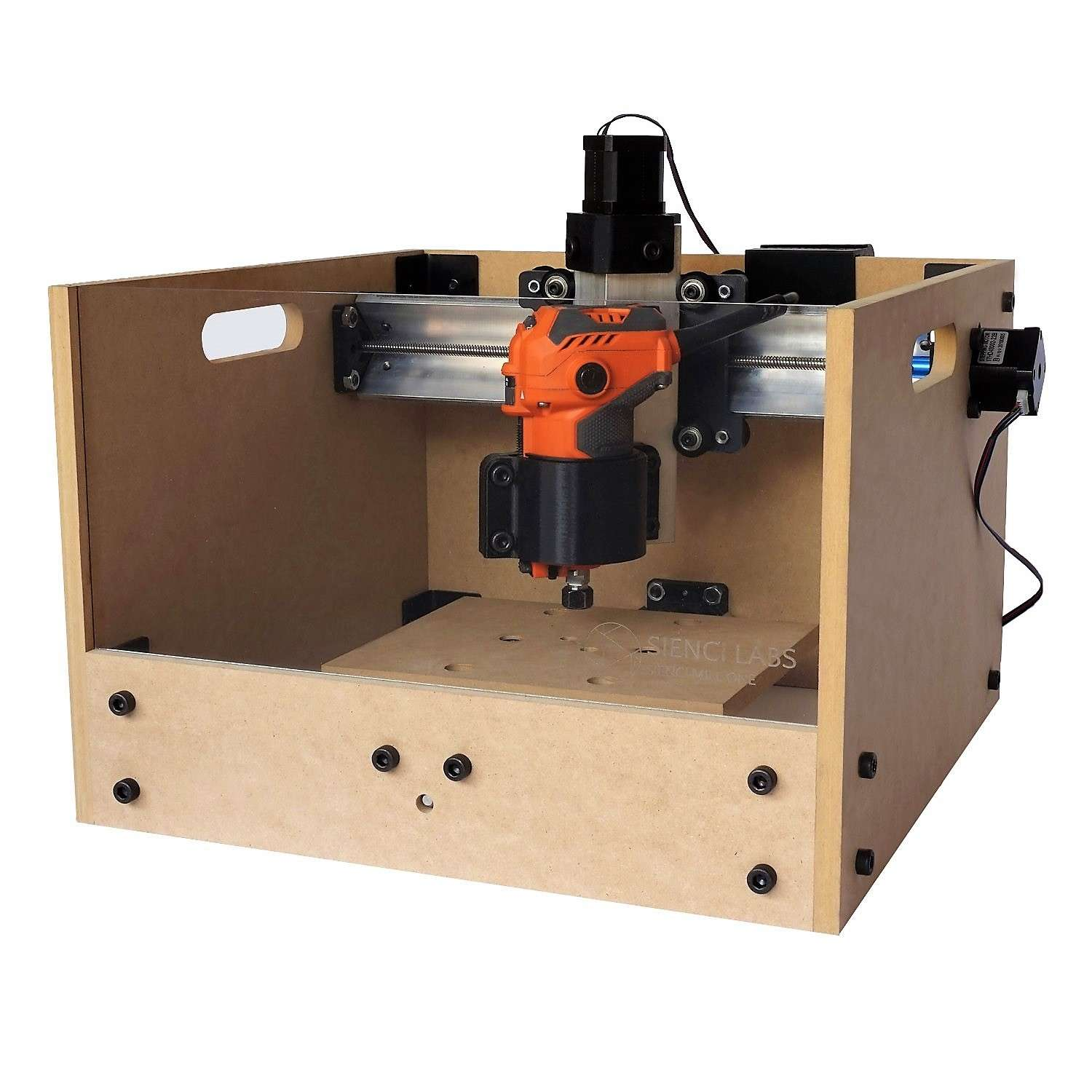 Sienci Mill One Kit V3 Labs Cut Pcb Circuit Board Cutter Manual For Cutting Metal Previous
