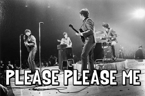 The Beatles - Please