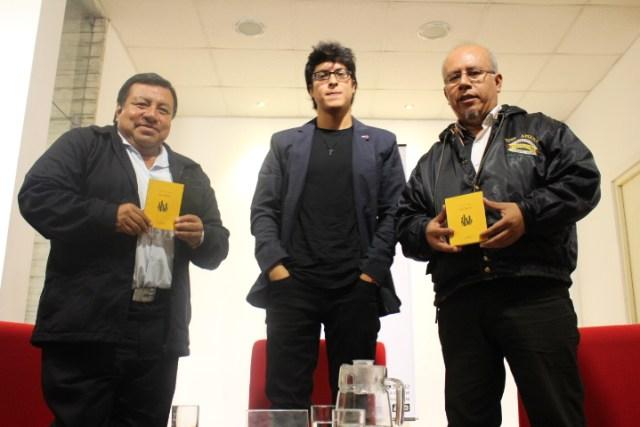 Beethoven Medina y Luis Vigo