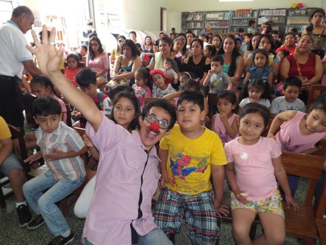 Biblioteca Municipal de Trujillo
