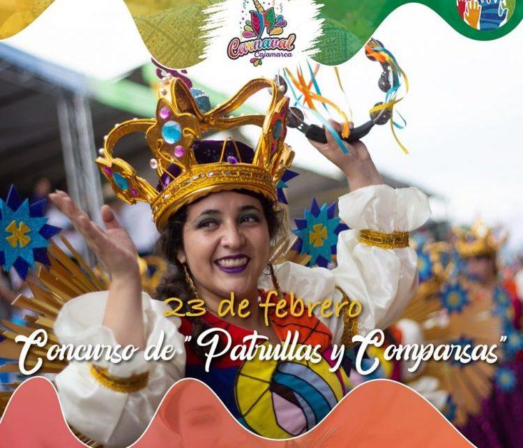 Carnaval de Cajamarca 2020 en vivo