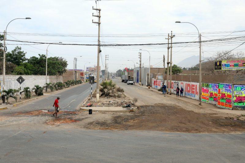 avenida Villarreal de Trujillo