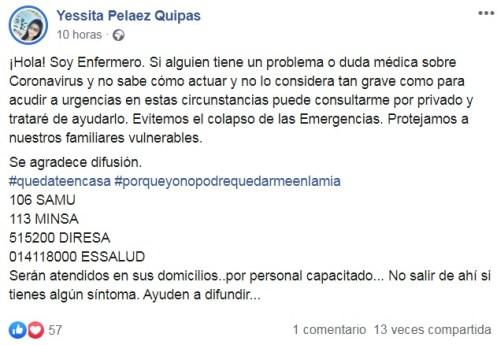 Yessita Pelaez Quipas