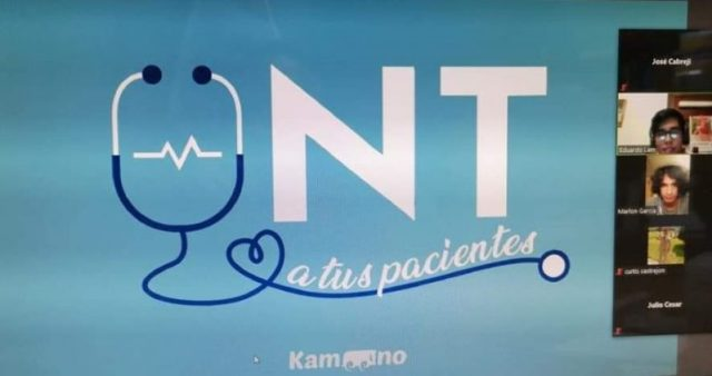 UNT a tus pacientes