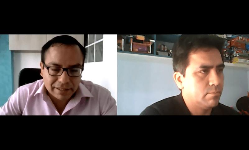entrevista Lenin Bazán Siente Trujillo