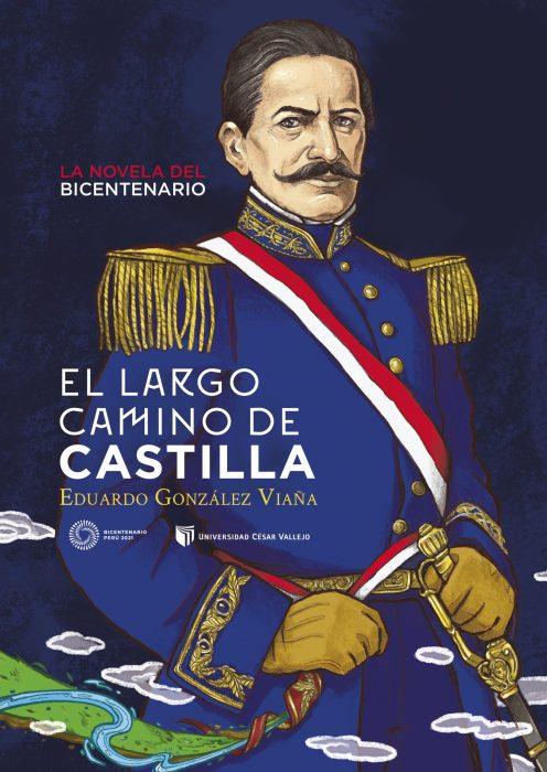 portada El largo camino de Castilla Eduardo González Viaña