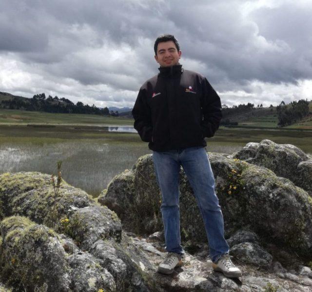 Luis Fernando Johnson Pozo Egresados de la UNT