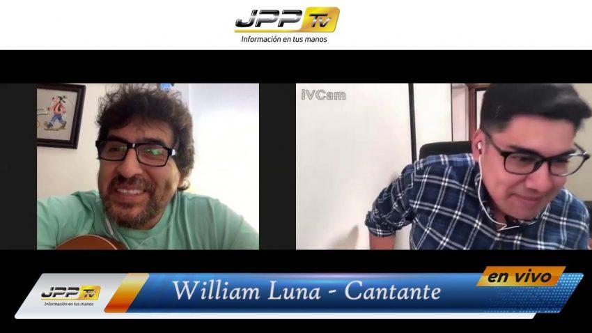 William Luna entrevista