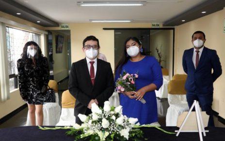 matrimonio civil postcuarentena Trujillo