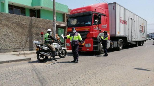 Transportes en Trujillo