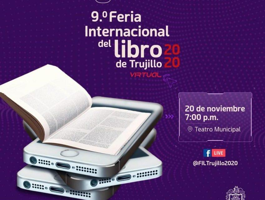 9ª Feria Internacional del Libro de Trujillo