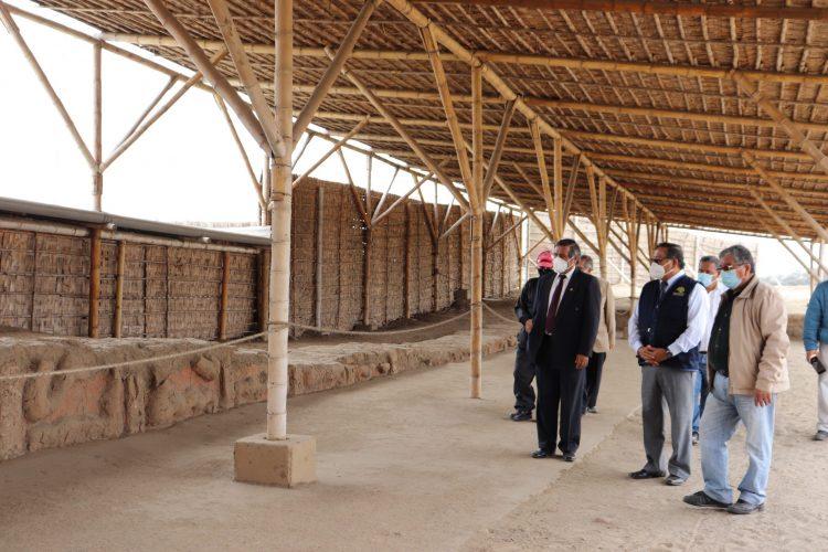 Proyecto Arqueológico Huacas de Moche