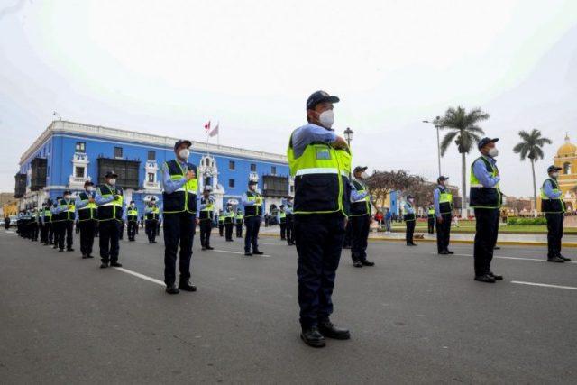 seguridad ciudadana de Trujillo