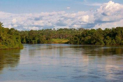 The Mabang River