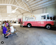 The Bloom Mobile will be here!