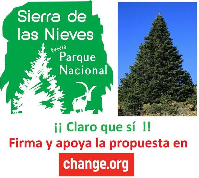 campaña parque nacional change