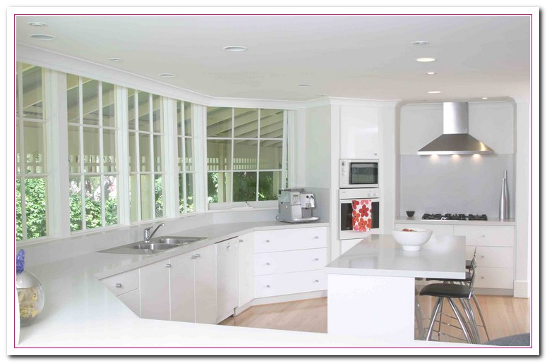 White Kitchen Design Ideas Within Two Tone Kitchens