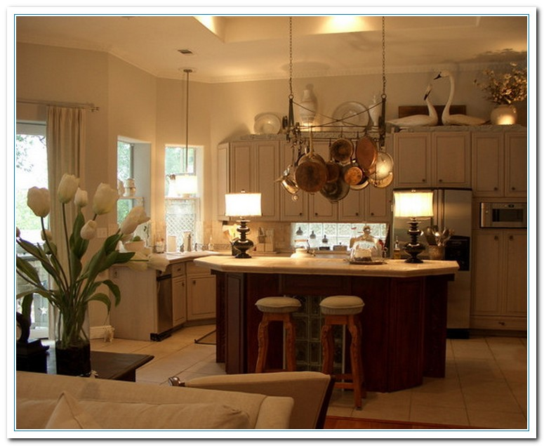 Tips For Kitchen Counters Decor
