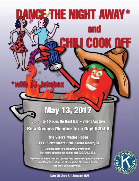 Sierra Madre Dance - Chili Cook Off