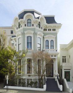 Image of San Francisco Italianate House.